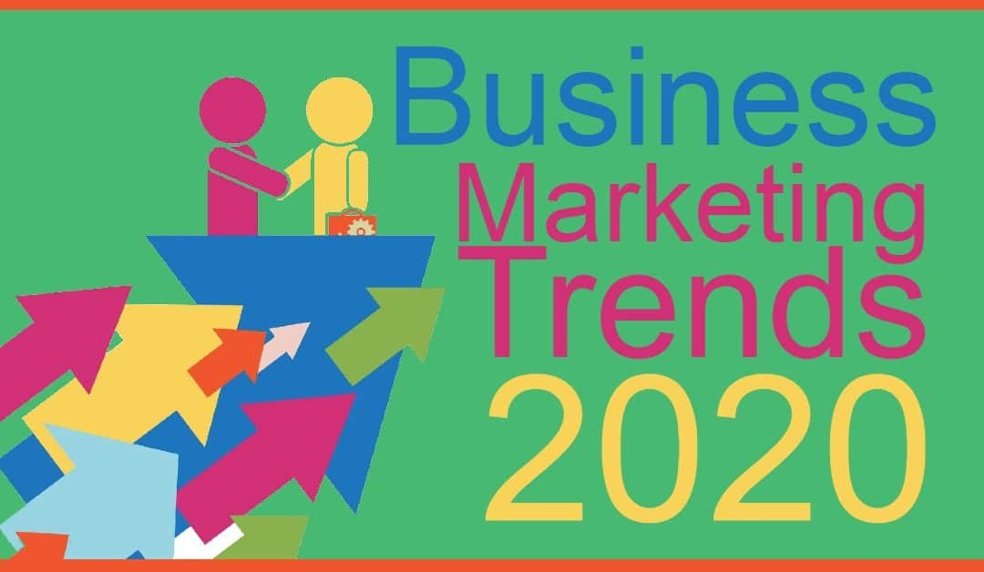 Business Marketing Trends In 2020