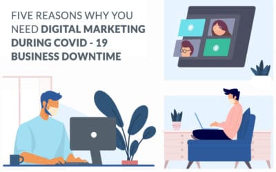 Five Reasons You Need Digital Marketing During COVID-19