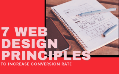 7 Creative Web Design Principles to Increase Conversion Rate