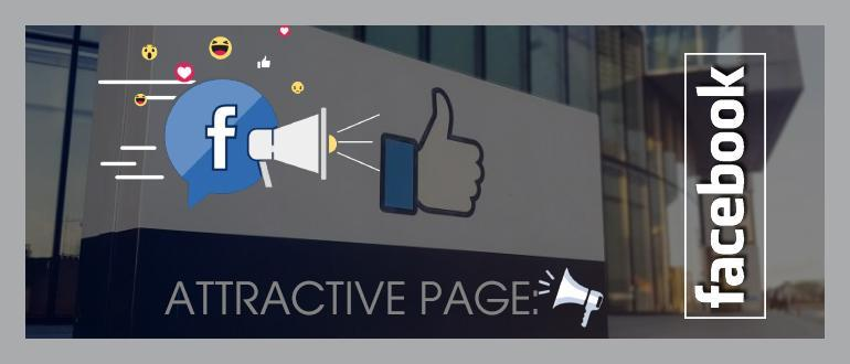 attractive page